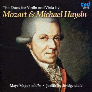 Mozart & Haydn: Violin & Viola Duos