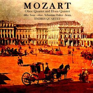 Mozart Obeo Quartet & Horn Quintet