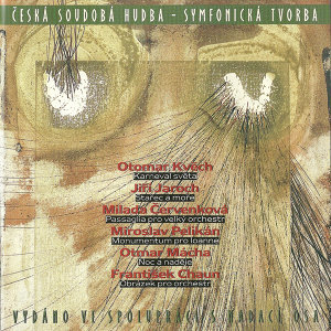 Symphonic Music By Present - Day Czech Authors
