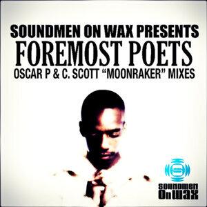 Moonraker - Remixes