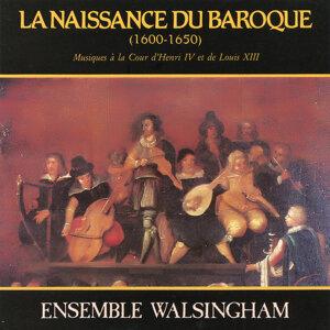 La Naissance Du Baroque (1600-1650) Musiques A La Cour D'Henri IV Et De Louis XIII