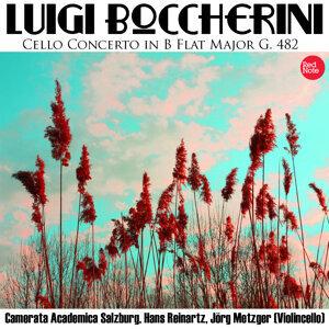 Boccherini: Cello Concerto in B Flat Major G. 482