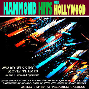 Hammond Hits From Hollywood