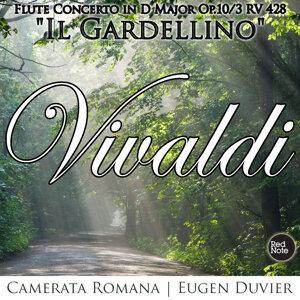 "Vivaldi: Flute Concerto in D Major Op.10/3 RV 428 ""Il Gardellino"""