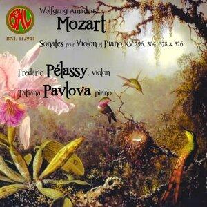 Mozart: Sonates pour violon et piano