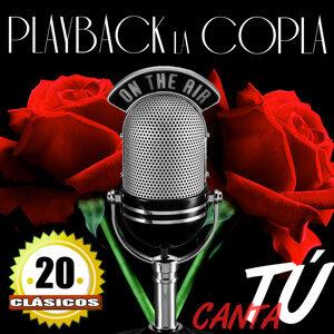 """20 Clasicos De La Copla - Karaoke Playback """"Canta Tú"""""""