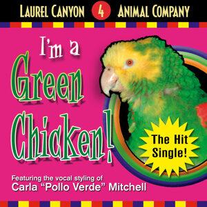 I'm a Green Chicken