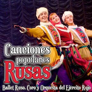 Canciones Populares Rusas.