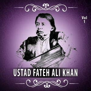 Ustad Salamat Ali Khan Vol.1