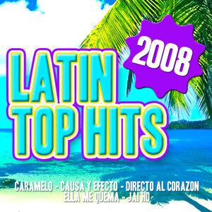 Latin Top Hits 2008