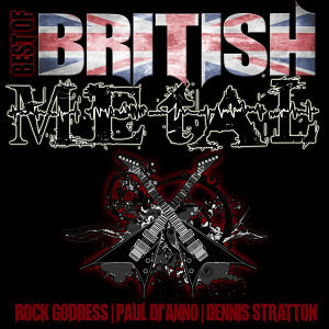 Best of British Metal
