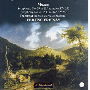 Symphonies Nos. 39 & 40