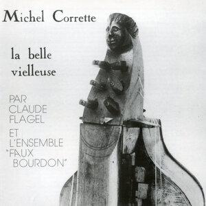 La Belle Vielleuse - Michel Corrette