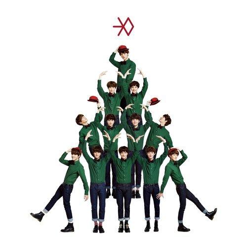 冬季特別專輯「12月的奇蹟」(韓文版) 專輯封面