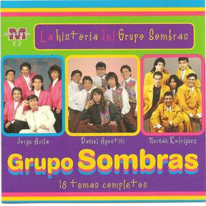 La historia del Grupo Sombras - 18 temas completos