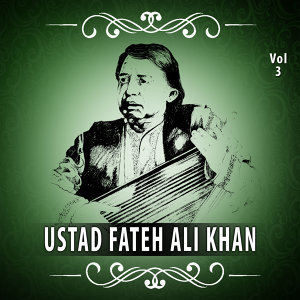 Ustad Salamat Ali Khan Live