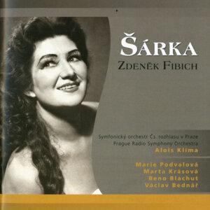 Zdeněk Fibich - Šárka
