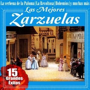 Las Mejores Zarzuelas Volumen 2