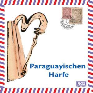 Paraguayischen Harfe