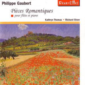 Phillipe Gaubert: Pièces Romantiques