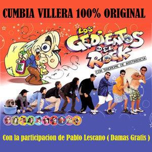 Los gedientos - Sindrome de abstinencia - Cumbia villera - Con la participacion de Pablo Lescano (Damas Gratis)