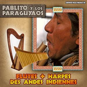 Pablito y los Paraguyaos - Flutes + Harpes Des Andes Indiennes