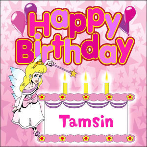 Happy Birthday Tamsin
