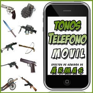 Armas. Efectos de Sonido. Tonos Telefono Movil.