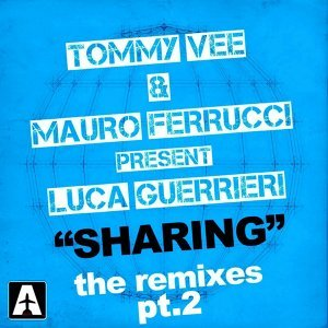 Sharing: The Remixes, Vol. 2 - Tommy Vee & Mauro Ferrucci Present Luca Guerrieri