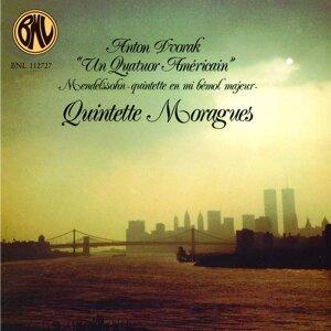 Dvorak, Mendelssohn: Quintette à vent Moraguès