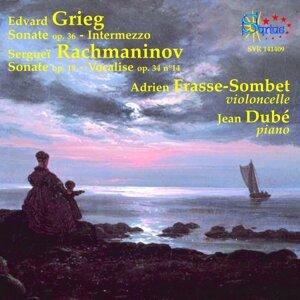 Grieg, Rachmaninov: Sonates pour violoncelle et piano