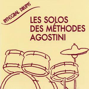 Integral Drums : Les Solos Des Méthodes Agostini