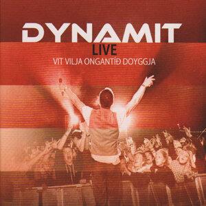 Vit vilja ongantíð doyggja (live)