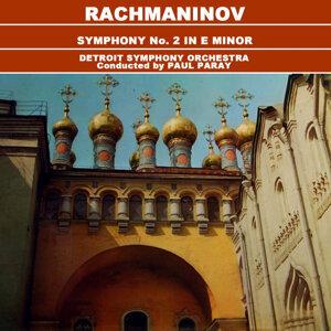 Rachmaninov Symphony No 2