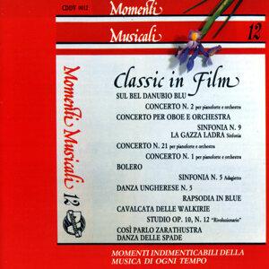 Momenti Musicali Vol. 12 Classic in Film