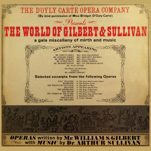 The World Of Gilbert And Sullivan