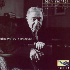 Bach Recital: English Suite no. 2; Partitas nos. 2 & 5