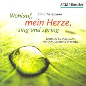 Wohlauf, Mein Herze, Sing Und Spring