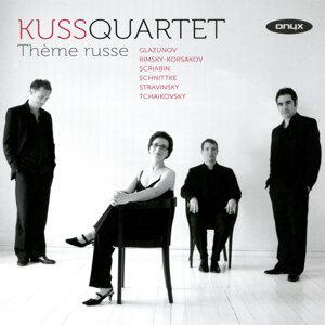 Thème russe - Tchaikovsky, Stravinsky, Schnittke, Glazunov, Scriabin, Rimsky Korsakov etc
