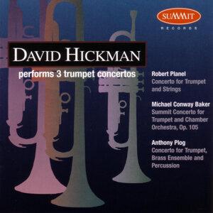 Three Trumpet Concertos