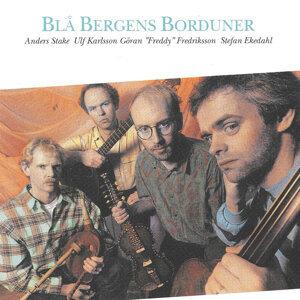 Blå Bergens Borduner