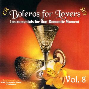 Boleros for Lovers Volume 8