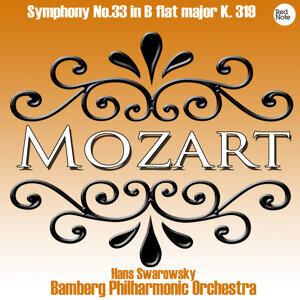 Mozart: Symphony No.33 in B flat major K. 319