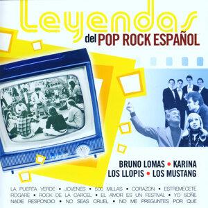 Leyendas del Pop Rock Español Vol. 7 (Spanish Pop Rock Legends)