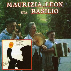 Alboka Eta Trikitixa. Maurizia, Leon Eta Basilio + Fasio