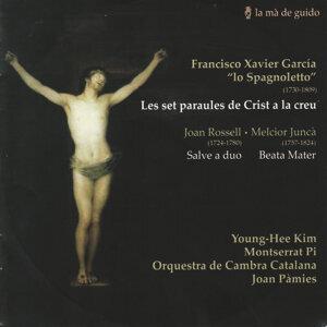 Rossell: Salve a duo - García Fajer: Les set paraules de Crist a la creu - Juncà: Beata Mater