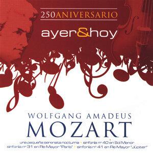 Mozart Ayer Y Hoy Vol. 1 (250 Aniversario )