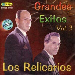 Grandes Éxitos Los Relicarios Vol.3