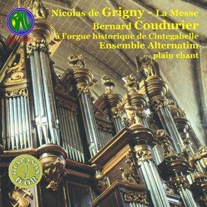 Nicolas de Grigny: La Messe avec plain-chant baroque alterné