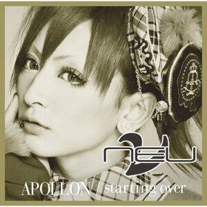 APLLON/startingover 初回盤[華遊 Ver.]